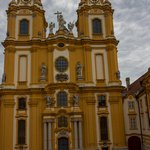 Travel photos from Melk Abbey