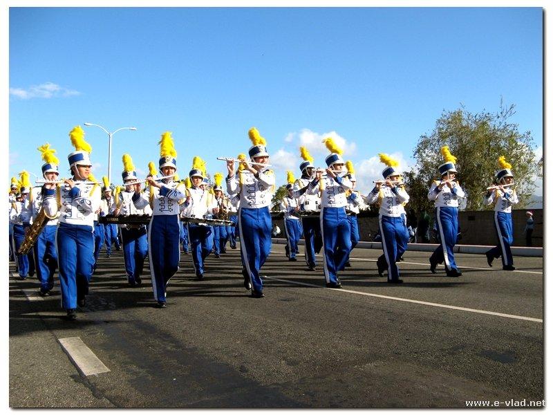 Camarillo, California -  Christmas Parade