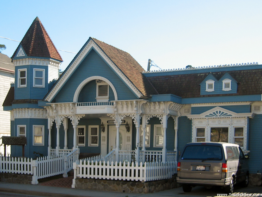 Beautiful older home in Cambria
