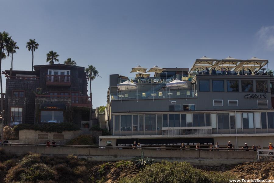 La Jolla California Older Homes And Appartments At La Jolla