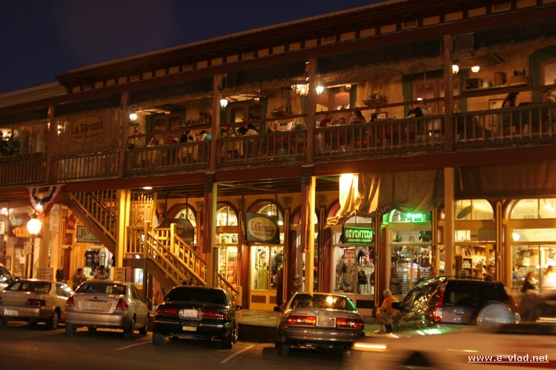 Old buildings give Old Sacramento a turn of the century feel