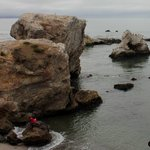 Dramatic views of the rugged California coast at Shell Beach