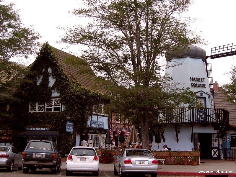 Solvang is one of the best Santa Barbara Day Trips