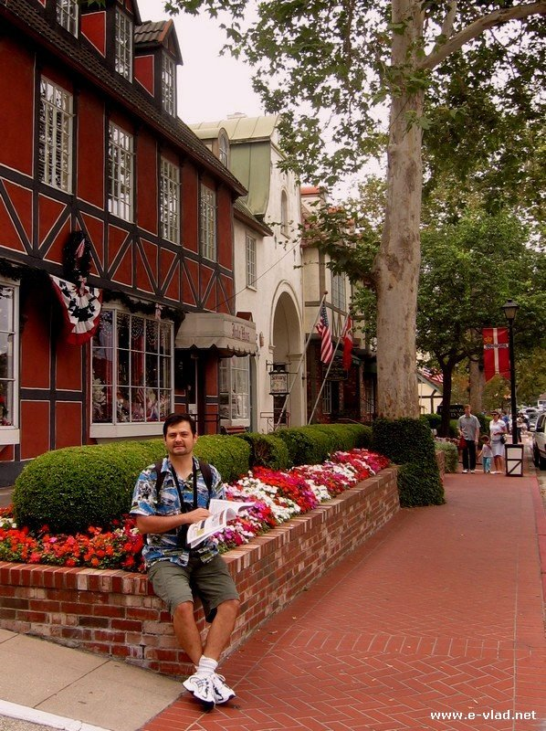 Planning a trip in Solvang, California