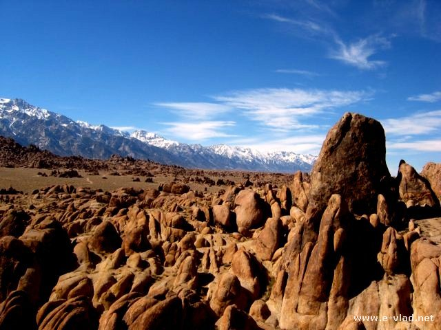 This is a strange place! Alabama Hills, California.