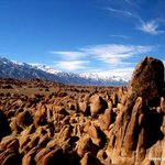 Alabama Hills, California is a mix of mystery and Hollywood.