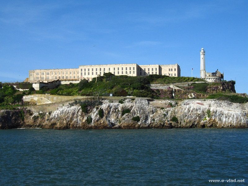 San Francisco Alcatraz Island travel guide 1