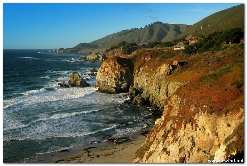 Driving through Big Sur reveals the rugged California Coast