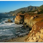 Travel photos from Big Sur