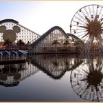 California Adventure Park is a true amusement park.