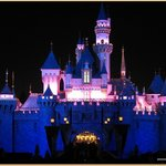 Disneyland-California-Castle