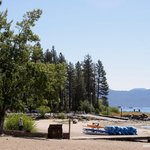 Kings Beach at Lake Tahoe thumbnail.