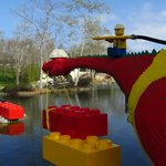 Legoland is a beautiful theme park for children of all ages