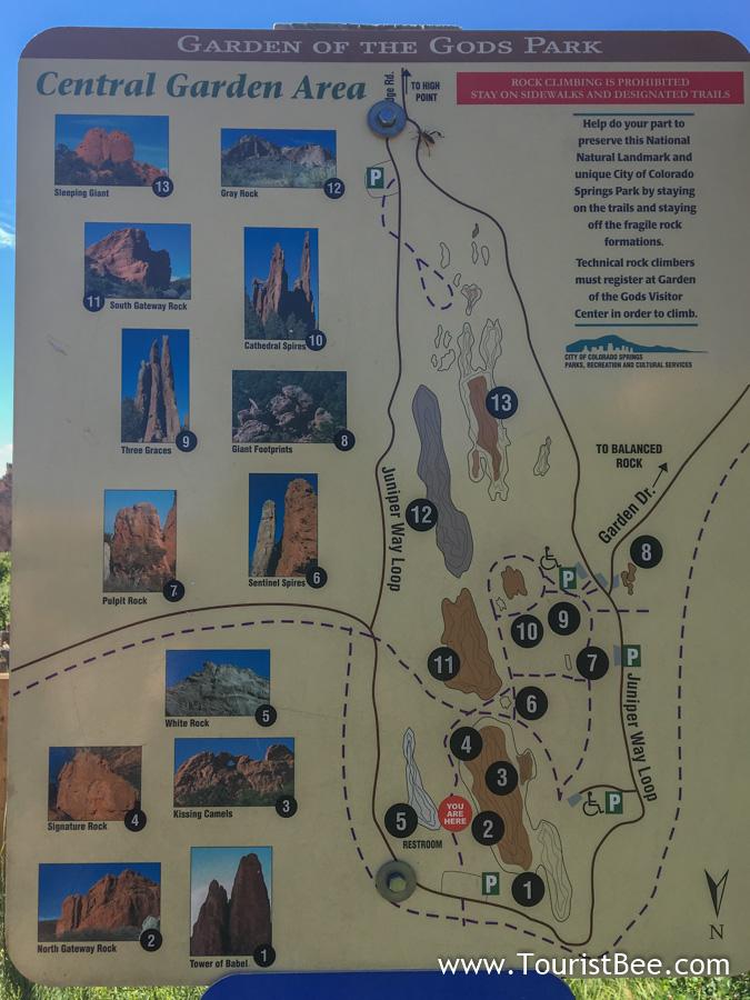 Travel Photos From Garden Of The Gods State Park Colorado