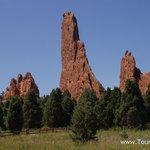 Travel photos from Colorado Springs Garden of the Gods