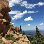 Travel photos from Colorado Springs Pikes Peak