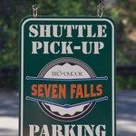 Travel photos from Colorado Springs Seven Falls