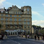 Walking Tour of Bath, England