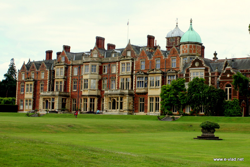 Sandringham, Norfolk, England - The Sandringham Estate is the summer retreat of the Royal Family.