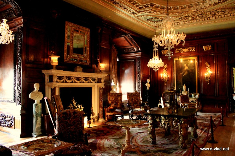 Warwick Castle England Beautiful Royal Appartments