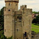 Warwick Castle, England - The impressive Warwick Castle is a medieval jewel