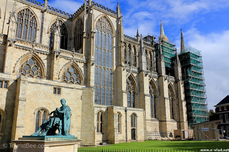 York Minster should be the beginning of your walking tour of York