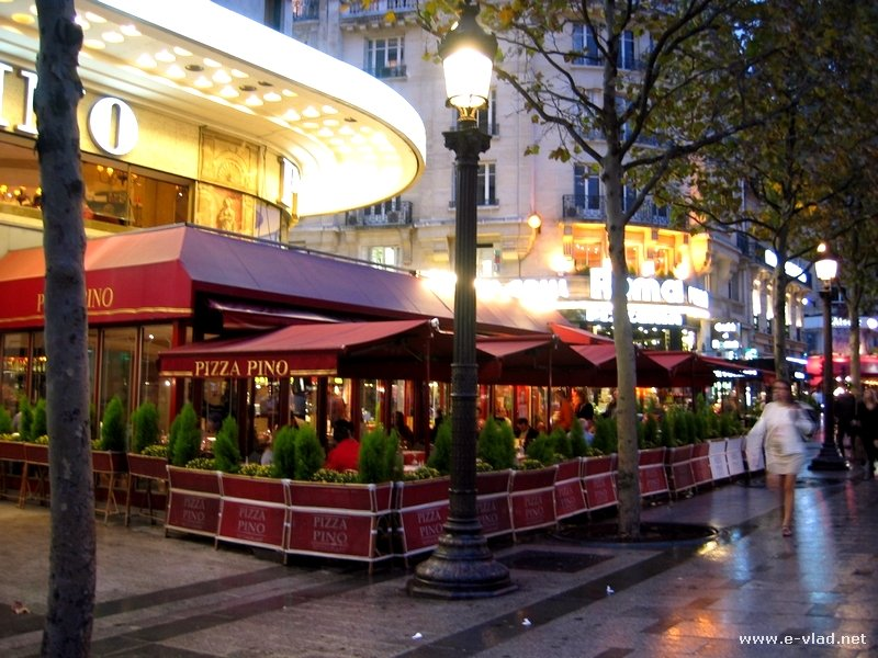 Best Restaurants In Paris Champs Elysee