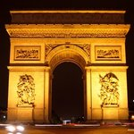 Famous arches of triumph across Europe