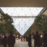 Travel photos from Paris Louvre Museum