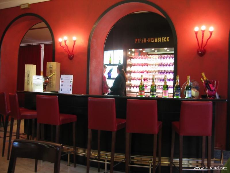 reims france champagne bottles on display at a high. Black Bedroom Furniture Sets. Home Design Ideas