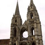 Soissons, France – Walking among great history