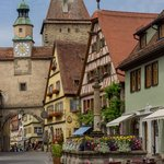 Travel photos from Rothenburg ob der Tauber