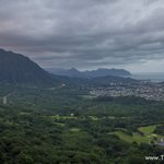Travel photos from Oahu Nuuanu Pali Lookout