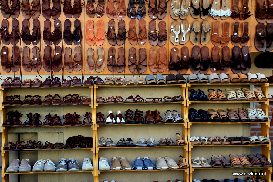 Shoe Shopping In Florence Italy