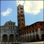 Travel photos from Lucca