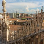 Travel photos from Milan