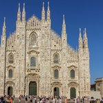 Free walking tour of Milan, Italy