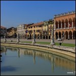 In depth walking tour of Padua, Italy