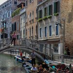 A beautiful walking tour of Venice, Italy