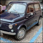 Small European car
