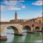 A charming walking tour of Verona, Italy