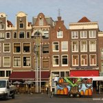 Travel photos from Amsterdam in fall