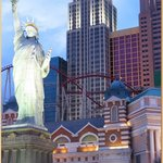 New York, New York in Las Vegas, Nevada - Thumbnail.