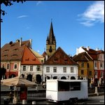 Sibiu, Romania is a true European Cultural Capital