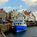 5 beautiful fishing villages in Scotland