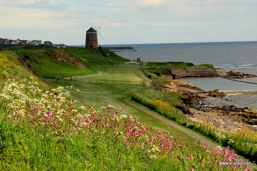 St Monans is one of the beautiful day trips from Edinburgh