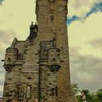 Stirling,Scotland - Thumbnail of the National Wallace monument