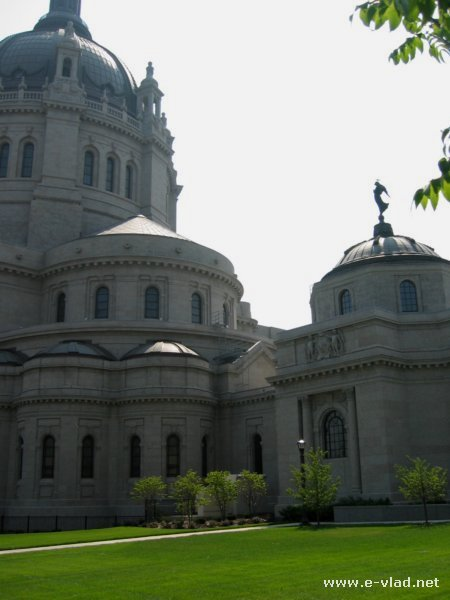 Saint Paul, Minnesota - Saint Paul Cathedral.