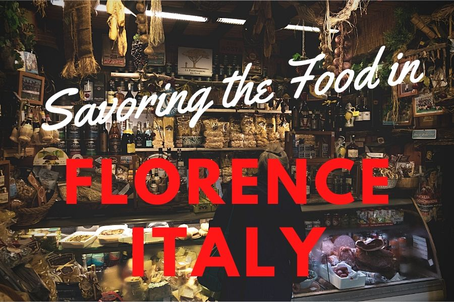 Experiencing the food of Florence is essential to experiencing Italy