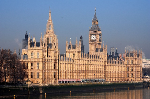 Westminster Palace represents an iconic image of London
